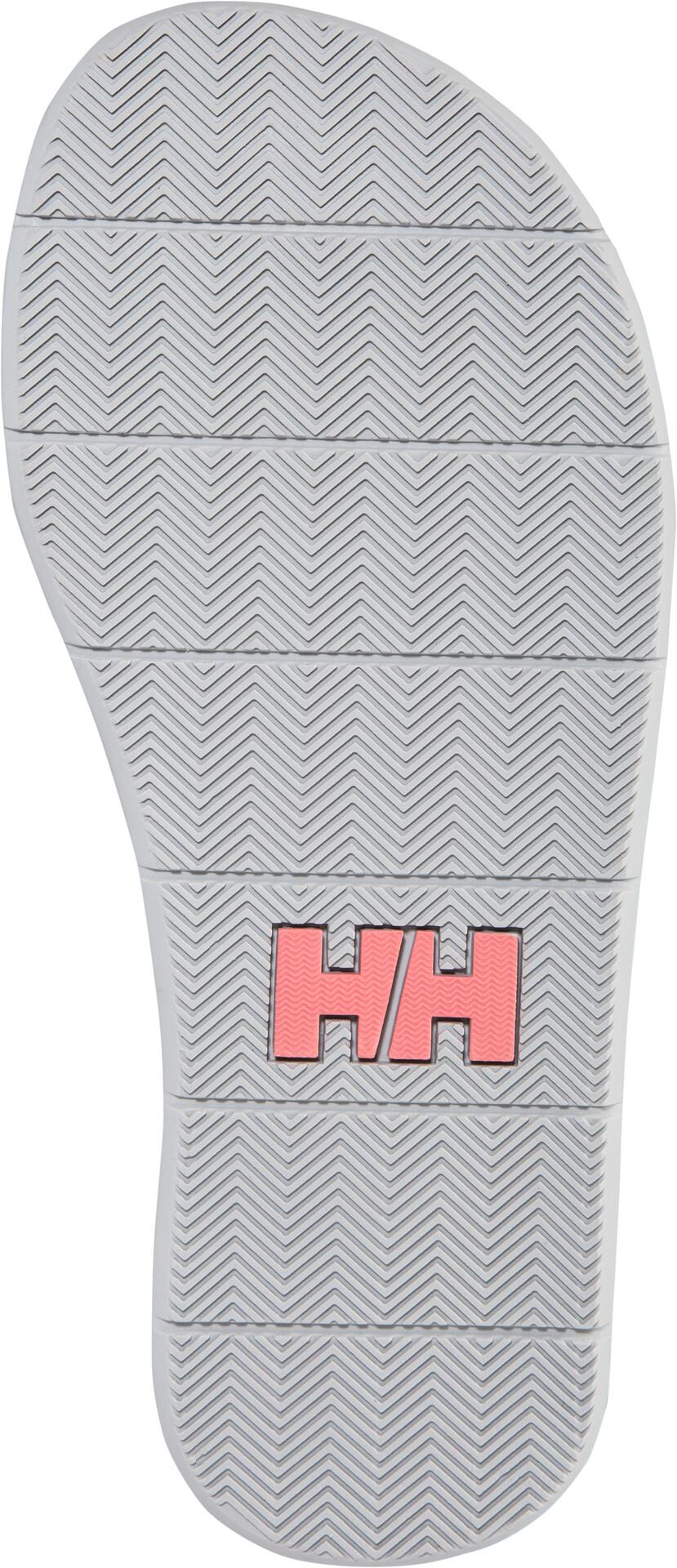 Helly Hansen Seasand HP Sandali Donna, shell pink/plum/cloudy white/off white su Addnature AgoSx